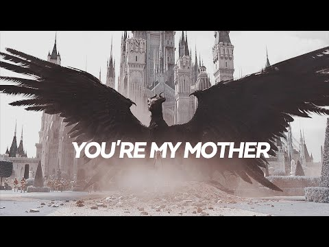 maleficent/aurora | you're my mother