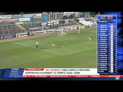 Carlisle United 0 - 3 Tottenham Hotspur