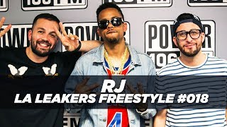 Mr. LA himself, RJ, drops some heat for the LA Leakers! Power 106 YouTube Channel: Subscribe Now - http://bit.ly/17Rrvxu For...