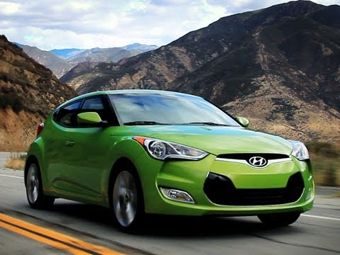 Hyundai Veloster Review – Everyday Driver