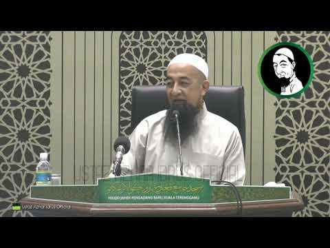 Perkara Membatalkan Wudhuk -  - Ustaz Azhar Idrus Official