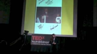 Amanda Belzowski TedX Edmonton