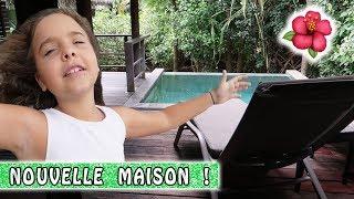 TAHITI QUEST : NOUVELLE MAISON et Sam rentre à la nage ? / Moorea Family Vlog / Tahiti Vlog