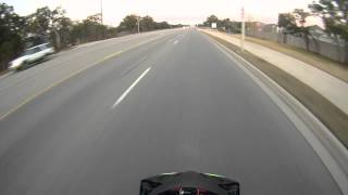 2. n00b Rides a 2009 Yamaha R6 for the First Time