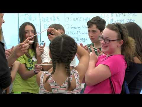 Mt. Tabor Middle School's WEB Program