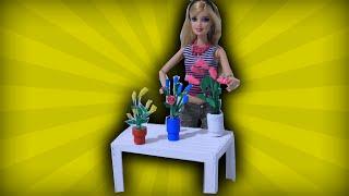 Video Barbie'ye Saksıda Çiçek Nasıl Yapılır?Barbie Dekor MP3, 3GP, MP4, WEBM, AVI, FLV November 2017