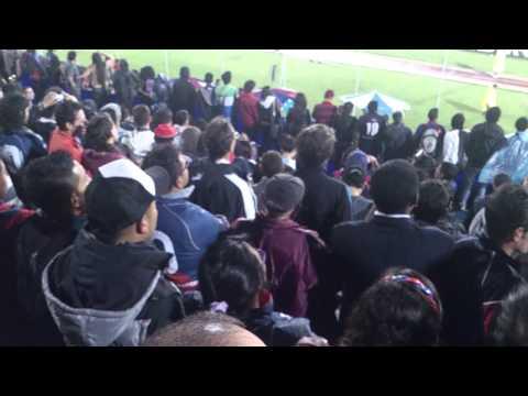 Yo de pequeño me ponia la casaca Azul y Grana con loQra! + Gol de Colón - Mafia Azul Grana - Deportivo Quito