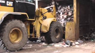 Doppstadt 2060k BioPower shredding C&I waste
