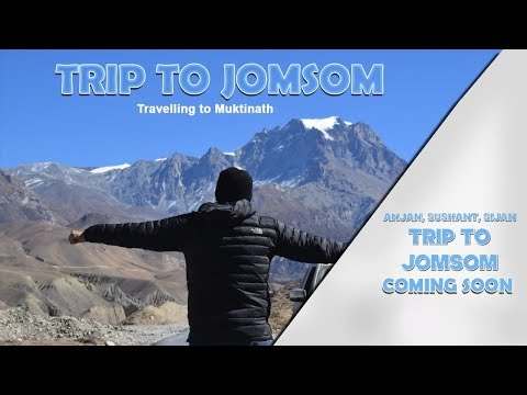 (Trip to Jomsom, Muktinath (Nepal) | Official Trailer | ...92 seconds.)