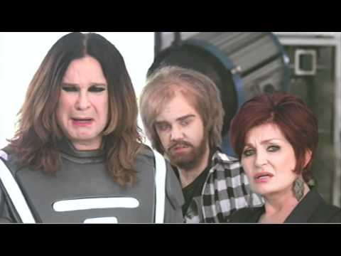 Best Buy 2011 Super Bowl Commercial - Justin Bieber & Ozzy