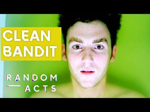 Moscow music video | Mozart's House by Clean Bandit | Random Acts