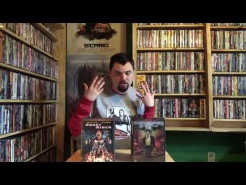 Versus: Ghost Rider VS. Constantine(4-7-17)