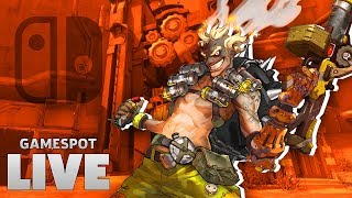 Overwatch on Switch | GameSpot Live by GameSpot