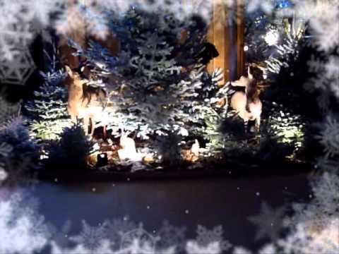 Le Noël de Vaux le Vicomte La déco intérieure