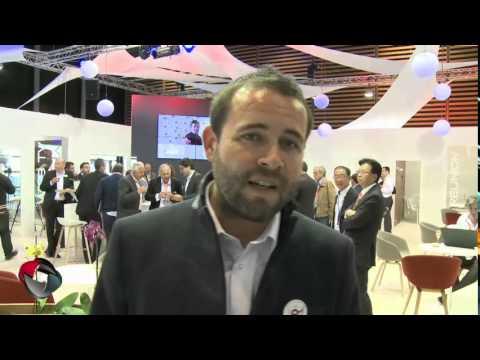 Intermat – WEB TV Eurofor : Interview Jean-Baptiste Robin Directeur General Sahamat