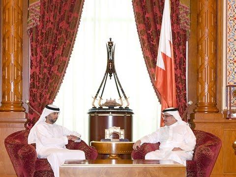 سمو ولي العهد يلتقي وزير الطاقة الإماراتي