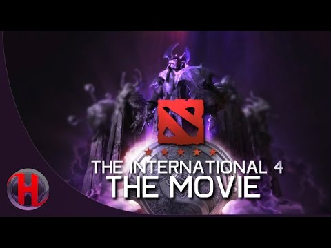 Dota 2 - The International 4 -The Movie