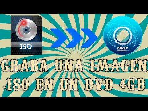 Como grabar una imagen .ISO a un DVD con Nero Burning Rom 10 (inlcuso peliculas)
