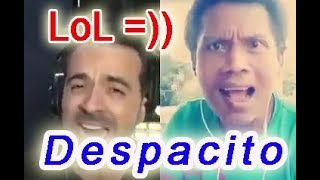 [FUNNY] Despacito LOL on Smule -  Try not to laugh - Sing With Artist Smule - Eagle Muzik