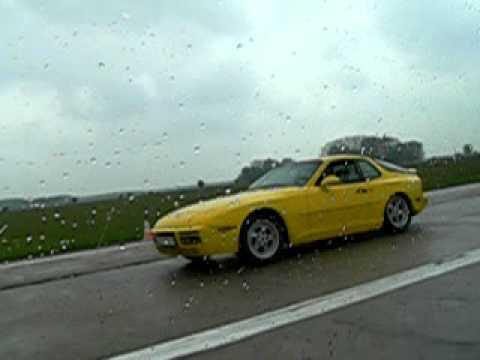 grande velocità - porsche 928 gt vs 944 turbo