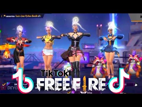 Tik Tok Free Fire ( tik tok ff)Slowmo,Lucu,Cewek Cantik,Bar Bar,Pro Player, Config,Keren,Kreatif