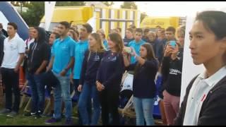 נוי דריהן אלופת העולם לנוער עד גיל 19 ואלופת העולם לנוער עד גיל 17. אליפות העולם לנוער 2015 בגלשני  RSX  (דגם אולימפי) בגדניה, פולין
