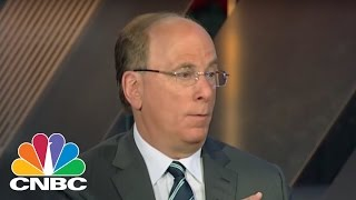 BLACKROCK INC. - BlackRock CEO: How Infrastructure Could 'Shock' US Into Growth | Squawk Box | CNBC