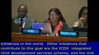 Meena Bilgil's intervention as lead discussant at the HLPF 2017: UN Web TV - http://webtv.un.org