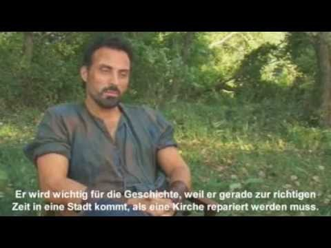 Rufus Sewell Interview - The Pillars of the Earth - german subtitles