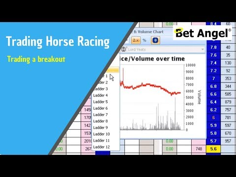 Betfair Trading Strategies –  Trading A Breakout