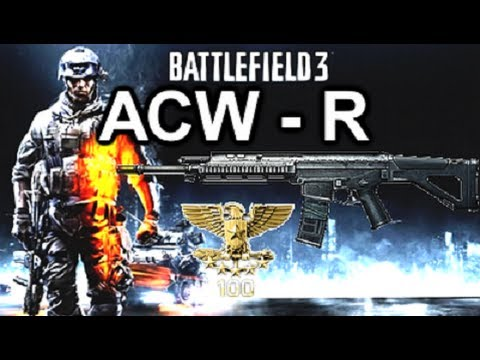 acw r - ACW R Weapon Review live commentery gameplay video I hope you enjoy this BF3 Online gameplay video if you like it pleas leave a like and maybe share and favo...
