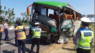 Download Video Inilah Sosok Penumpang yang Serang Sopir dan Rebut Kemudi hingga Picu Kecelakaan Maut di Tol Cipali MP3 3GP MP4