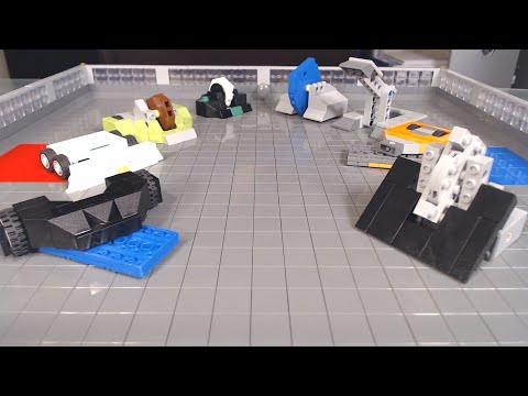 Lego Battlebots Season 3 Episode 7