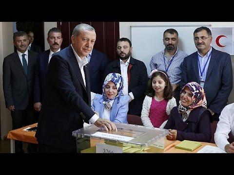Τουρκία: Αισιόδοξοι οι πολιτικοί αρχηγοί