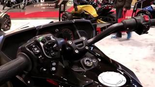 5. 2018 Can Am Spyder F3 FullyModded ND Premium Features Edition First Impression Walkaround HD