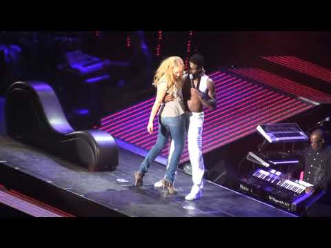 The Shockest Singers Kissing Fans on Stage Moments
