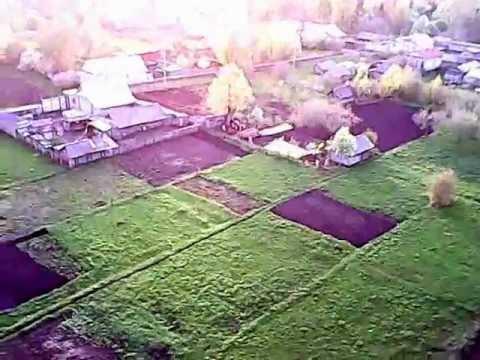 Krasnye Chetai Drone Video
