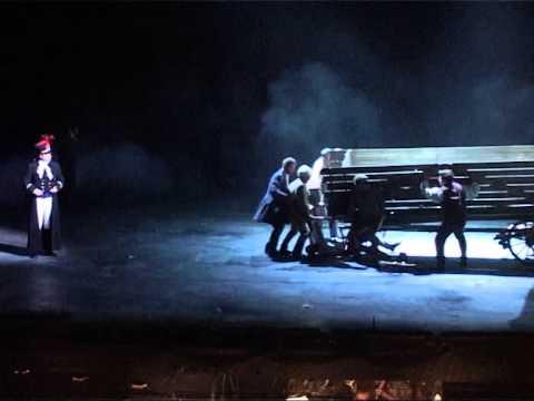 Les Misérables 2011 - Murray, Weber, Schuldt, Tremblay