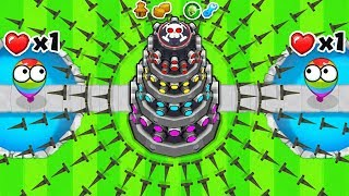 4 FULLY BOOSTED TAC SHOOTERS in Bloons TD 6