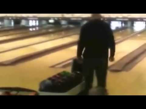 81 year old Bowls final Strike of a Perfect 300 game for the 1st time EVER