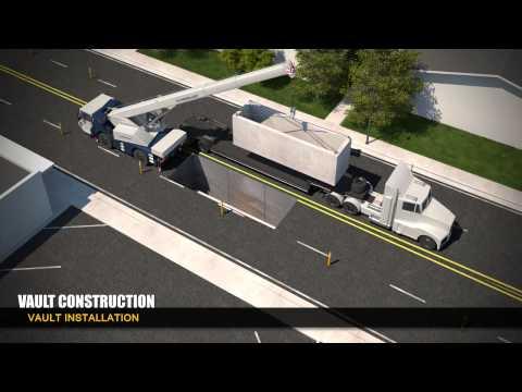 Understanding Underground Transmission Line Construction