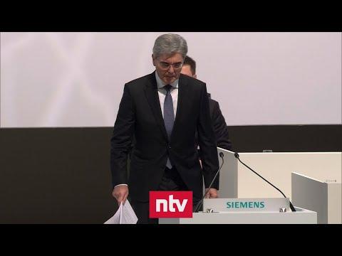 Siemens erzürnt Aktivisten und enttäuscht Anleger | ntv