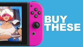 New Nintendo Switch games to buy