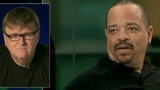 Video Ice T's gun comment leaves Michael Moore cold MP3, 3GP, MP4, WEBM, AVI, FLV September 2018