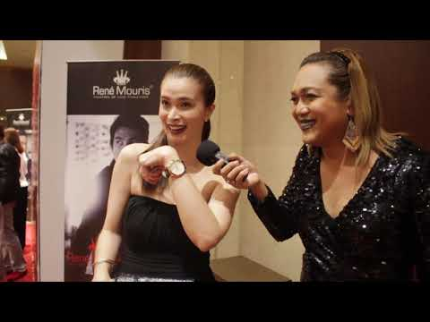 René Mouris - French Watch Brand - Grand launch in Philippines, City of Dreams Manila (видео)