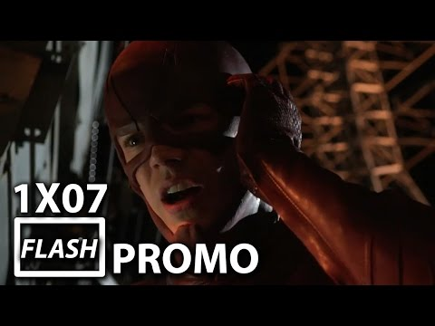 "The Flash 1×07 Promo ""Power Outage"""