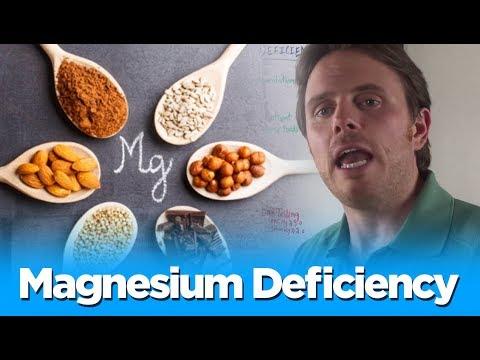 Magnesium Deficiency - Causes, Symptoms, Diagnosis & Treatment (видео)