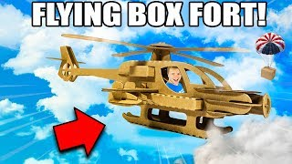 Today we build the worlds biggest Flying box fort Plane! In this video we build a box fort plane and try to fly it! This funny box fort challenge vlog was hard! We had to build the worlds biggest box fort plane and survive 24 hours in it. luckily we had toys, nerf guns & more to survive! Download LEGACY Of DISCORD Here: iPhone - http://bit.ly/PapaJakeLOD Android - http://bit.ly/LODPAPAJAKEWORLDS BIGGEST BOX FORT!! 24 Hour Challenge: Basketball Court, NERF WAR, Segwayhttps://youtu.be/WvFXWhOUG_E3:00 AM FLOATING BOX FORT CHALLENGEhttps://youtu.be/2ga_M382Z_s24 HOUR BOX FORT IN THE WOODS!https://youtu.be/9K3KkIFCvO8BOX FORT SUBMARINE CHALLENGEhttps://youtu.be/FEeh1oA-pF8WORLDS BIGGEST BOX FORT NERF WAR! 1v1 NERF BATTLE!https://youtu.be/pxfEL5qpuKwBOX FORT ZOO CHALLENGE!https://youtu.be/ArSG0Wnj828BOX FORT Vs VOLCANO CHALLENGE!https://youtu.be/mOyGEkgYNS8BOX FORT BOAT VS TSUNAMI CHALLENGE!https://youtu.be/yVUCcLQpFzYFLYING BOX FORT CHALLENGE! 📦 https://youtu.be/uylorgdebp4This Video was Sponsored by Legacy Of Discord.Get Awesome Papa Jake Merchandise! https://shop.bbtv.com/collections/team-epiphanySubscribe To My Gaming Channel - Papa Jake Games! https://www.youtube.com/watch?v=a01luoUVJ5cSubscribe To My Second Channel - Papa Jake Toyshttps://www.youtube.com/channel/UCmeNL9Nc2H1Mezu3gcb1hlAFOLLOW ME!!! LET'S BE FRIENDS:● Twitter - https://goo.gl/s1laJW● Facebook - https://goo.gl/sCnm8B● Instagram - https://goo.gl/x6H5Er● Snapchat - PapaJakeTE● Logan The Editor Instagram - https://goo.gl/842JeDCheck Out The Awesome Glowing 1000 degree KNIFE Videos:.com/watch?v=KiWNeqG_fp4MAIL ME STUFF :)119-660 Eglinton AVE.EAST SUITE 201 TORONTO, ON. M4G 2K2CanadaWARNING: This video is only for entertainment purposes. Do not attempt to recreate any of the acts in this video, as they may be dangerous if not done correctly, and could result in serious injury. If you rely on the information portrayed in this video, you assume the responsibility for the results. Have fun, but always think ahead, and remember that every project you try is at YOUR OWN RISK.