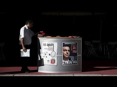 Η Ελλάδα αποφασίζει-Μάχη στήθος με στήθος δείχνουν οι δημοσκοπήσεις