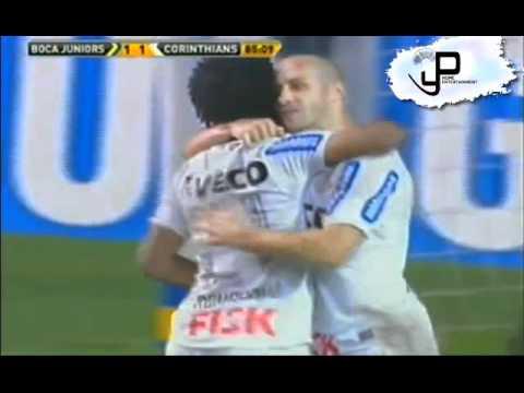 Gol de Corinthians.